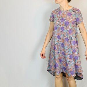 LuLaRoe Carly Dress Small
